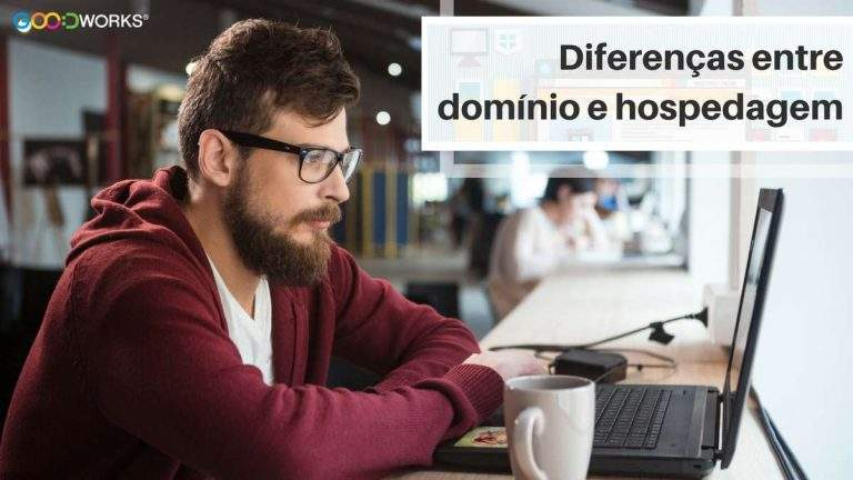 Diferenças entre domínio e hospedagem