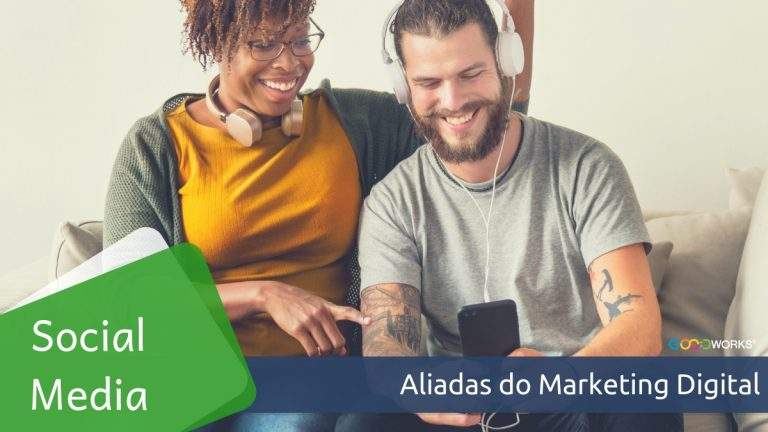 Mídias Sociais: Aliadas do marketing