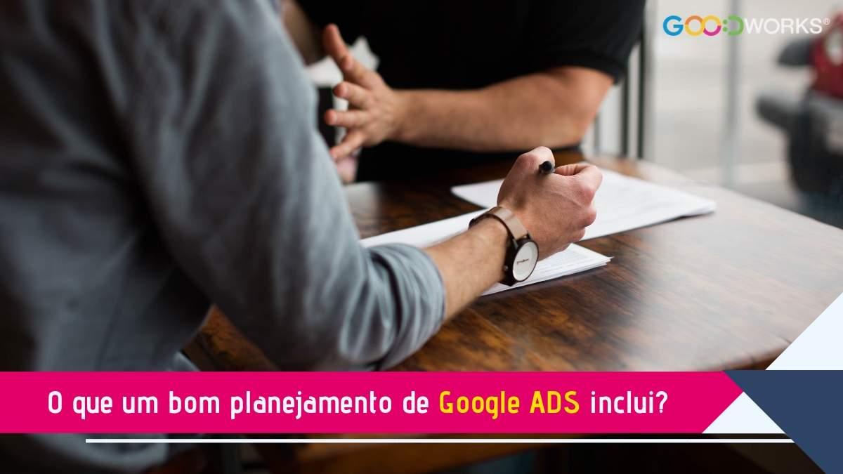 O que um bom gerenciamento de Google ADS inclui?
